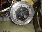uprated clutch and JBR lightweight flywheel