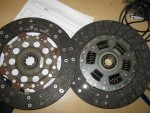 Large spline drive plate +  Replacment
