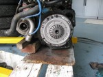 New clutch kit