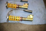 MCA Coil Overs