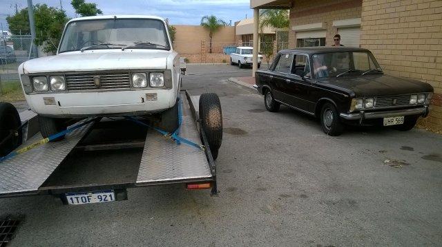 Vicks Fiat 125 Classic