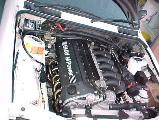 Rubin S E30 S50 Conversion